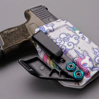 IWB & Appendix holsters