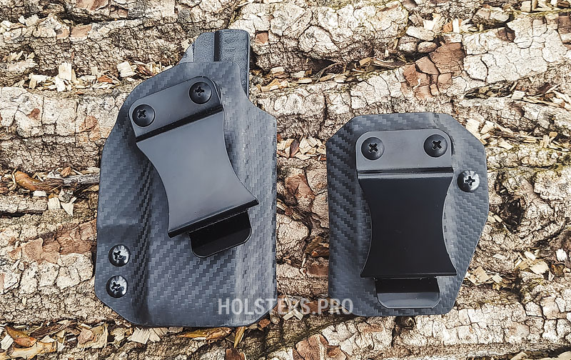 kydex holster maintenance